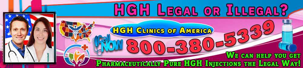 168 hgh legal or illegal