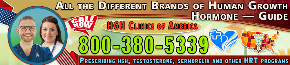 174 all the different brands of human growth hormone guide
