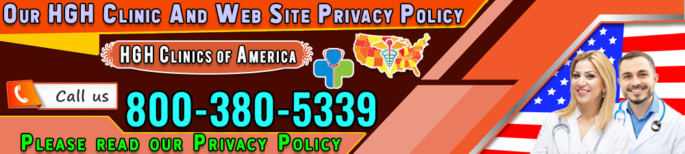203 our hgh clinic and web site privacy policy