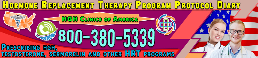 235 hormone replacement therapy program protocol diary