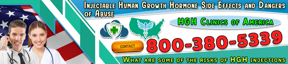 236 injectable human growth side effects and dangers of abuse