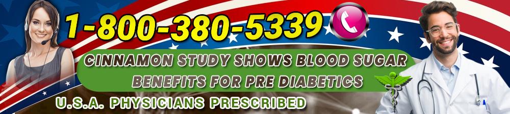 cinnamon study shows blood sugar benefits for pre diabetics