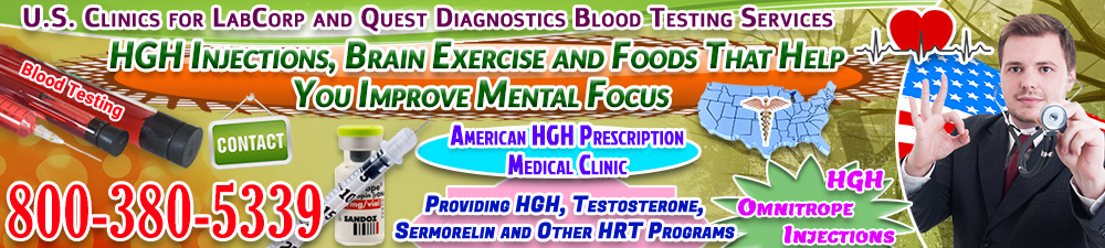 hgh injections brain exercise and foods that help you improve mental focus
