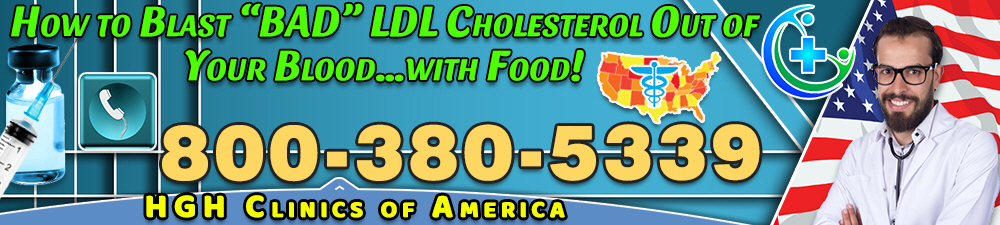 how to blast bad ldl cholesterol out of your blood with food