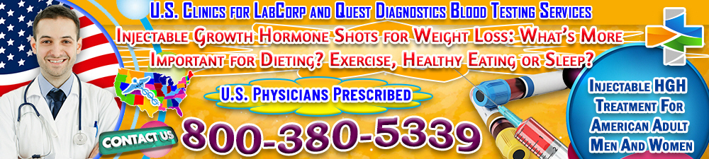 injectable growth hormone shots for weight loss whats more important for dieting exercise healthy eating or sleep