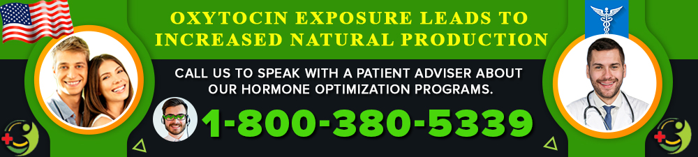 oxytocin exposure leads to increased natural production