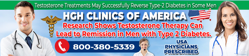 research shows testosterone therapy can lead to remission in men with type 2 diabetes