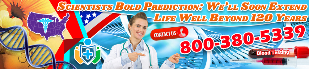 scientists bold prediction well soon extend life well beyond 120