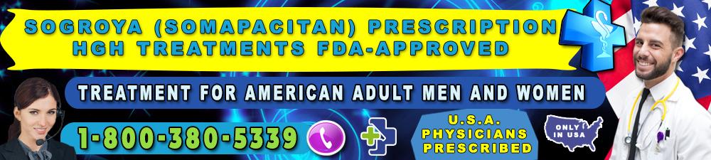sogroya somapacitan prescription hgh treatments fda approved