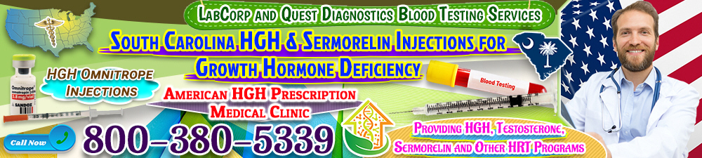 south carolina hgh sermorelin injections for growth hormone deficiency
