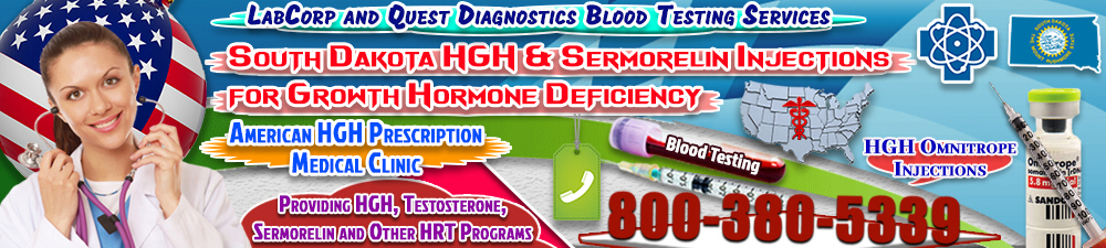 south dakota hgh sermorelin injections for growth hormone deficiency