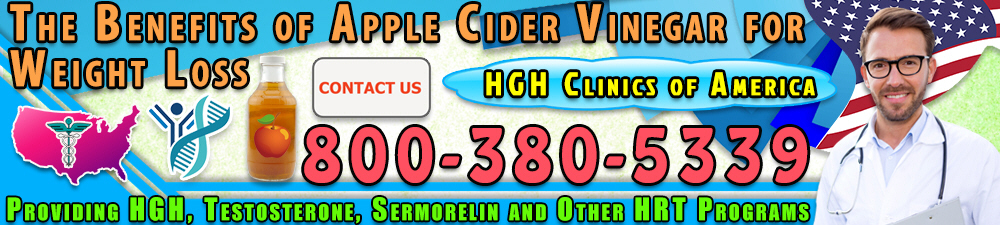 the benefits of apple cider vinegar for weight loss