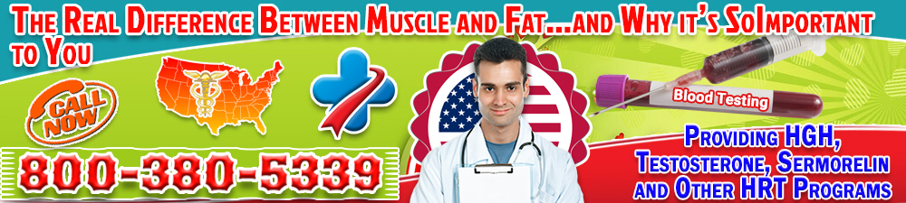 the real difference between muscle and fat and why its so important to you