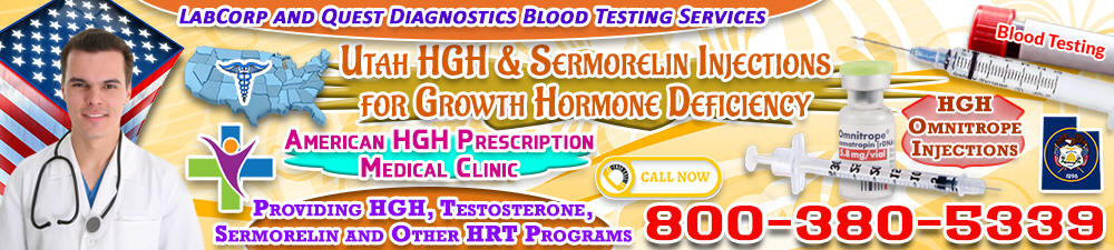 utah hgh sermorelin injections for growth hormone deficiency