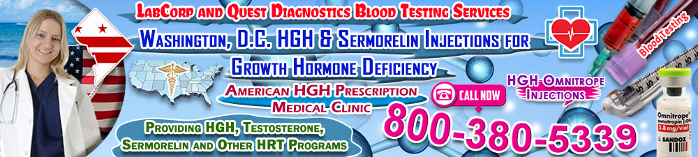 washington d c hgh sermorelin injections for growth hormone deficiency