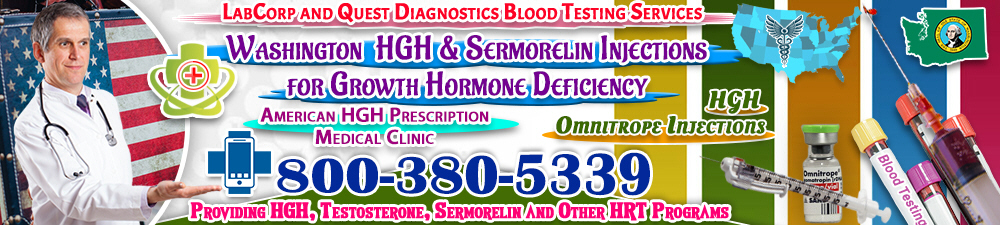 washington hgh sermorelin injections for growth hormone deficiency