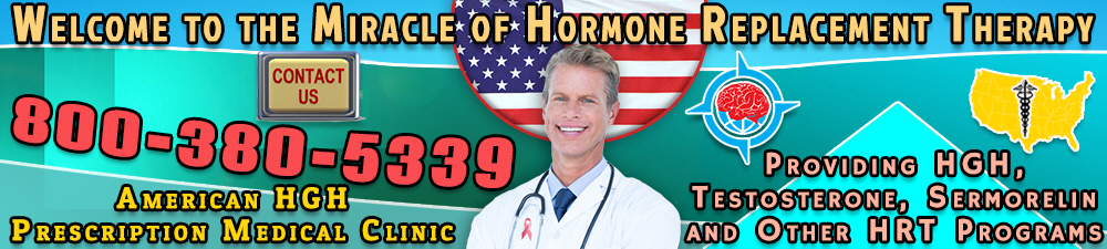welcome to the miracle of hormone replacement therapy