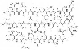 Sermorelin Molecule