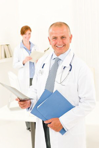 medical doctor team smiling male hold xray xs