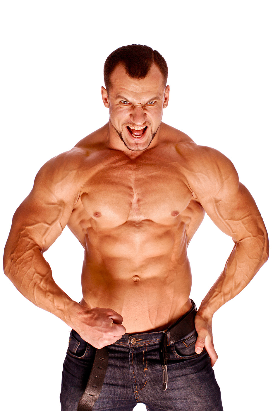 Get muscle building results with testosterone supplementation