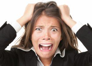 stressed woman 300x218