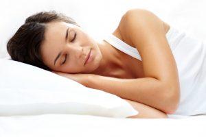 woman sleeping 300x200