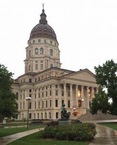 Kansas State Capital Building 242x300