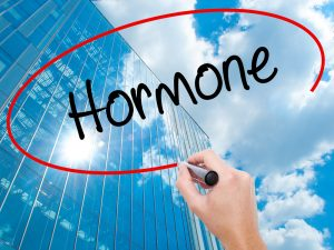 Blue hormone sign 300x225