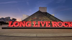 Rock and Roll Hall Of Fame Cleveland Ohio 300x169