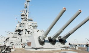 USS Alabama Battleship 300x180