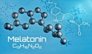melatonin chemical 300x179