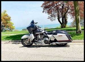 Harley Davidson Motorcycle 300x220