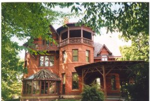 Mark Twain House and Museum 300x203