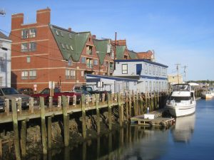 The Old Port Maine 300x225