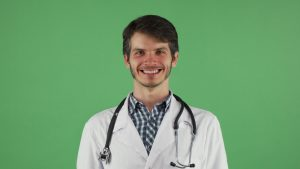 smiling young happy doctor 300x169