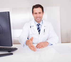 Sermorelin doc with friendly hand gestures 300x262