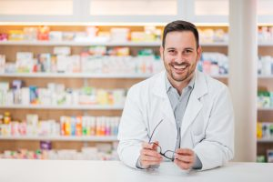 pharmacist who is very happy 300x200
