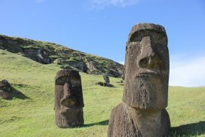 Easter Island Statues 300x200